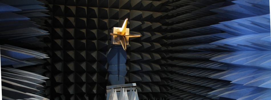 Anechoic Chamber Internal